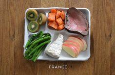 Szkolne obiady dookoła świata