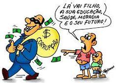 """IRAM DE OLIVEIRA - """"opinião"""": Corrupção política"""