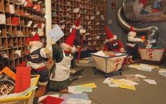 Mail Call Santas Elves so busy!