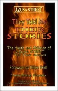 The youth and children tell their stories of the Azusa Street Revival