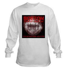 Boston. You do not run alone. Long Sleeve T-Shirt
