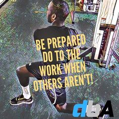 #FoodForThoughtFriday When you are not quite getting the results you want or expect, are you actually putting in the work? Are you expecting extraordinary results without extraordinary work? Are expecting to beat the competition without doing things they aren't? #selfcheck #assess #reboot #getit #boutit #clientfocused #BGaffiliate #sklzretailer #nikeaddict #dbA #teamdbA #dbAfam #dbAextendedfam
