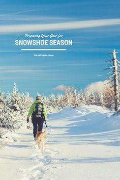 Blog Post: Preparing Your Gear for Snowshoe Season | Yukon Charlies Snowshoes