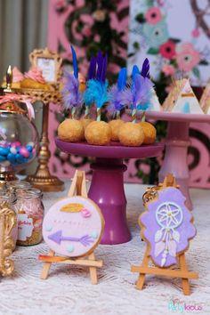 Boho Chic Birthday Party Ideas | Photo 2 of 27