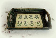 Tray, Handmade, Home Decor, Hand Made, Decoration Home, Room Decor, Trays, Home Interior Design, Board