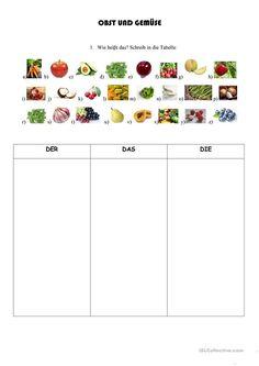 113 best essen und trinken lebensmittel daf arbeitsbl tter images food preschool day care. Black Bedroom Furniture Sets. Home Design Ideas
