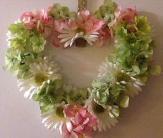 A personal favorite from my Etsy shop https://www.etsy.com/listing/229506290/spring-wreaths-hydrangea-wreath-spring