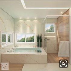 Home Room Design, Dream Home Design, Modern House Design, Home Interior Design, Dream House Interior, Luxury Homes Dream Houses, Dream Bathrooms, Dream Rooms, Bathroom Design Luxury