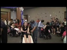 Providence Center for Medically Fragile Children held its 2012 prom May 16. Here's a look at the big night through the eyes of 17-year-old Brianna Wheaton.