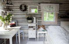 Aitta Decor, Furniture, Home, Corner Desk, Summer House, Desk