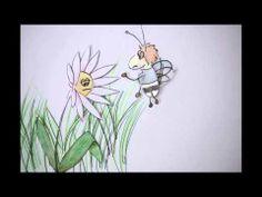 """▶ """"Bilder zum Hören"""" - Bienen und Blumen // FHmediengeschichte09 @ FH St.Pölten 2013 - YouTube"""
