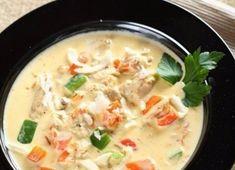 Суп с грибами и курицей. Дети просто Обожают Это чудо-блюдо - МирТесен