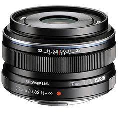 Olympus M.ZUIKO ED 17mm f/1.8 Lens Black @ 27 % Off. Hurry Order Now Stock Limited!!!