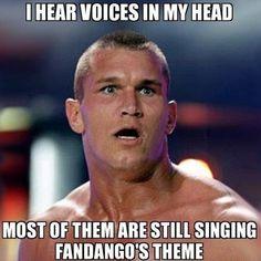 # WWE # Wrestling # Randy Orton # RKO # Randall Keith Orton