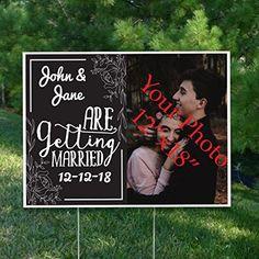 "Custom Wedding Photo Sign- 18"" x 24"" - Corrugated Plastic... https://www.amazon.com/dp/B06XSNK5DG/ref=cm_sw_r_pi_dp_x_4gr7ybYS7NPGS"