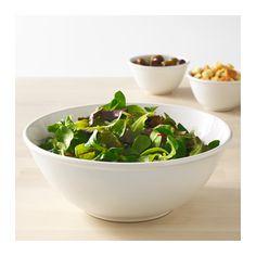 VARDAGEN Serving bowl, off-white 5.99