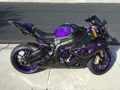 Perfect Purple Spooky Fast BMW S1000RR - Imgur