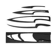 Design knives  4 in 1