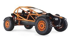 Here's Ariel's New Super Fun Nomad Buggy In Action