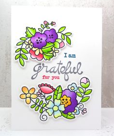 My Clever Creations: Grateful for You...