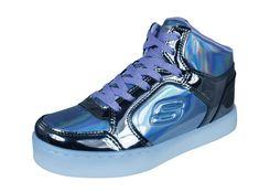 Sponsored)eBay Kids Skechers Boys Energy Lights Low Top