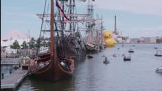 An authentic viking ship has been traversing the Erie Canal for the past two…