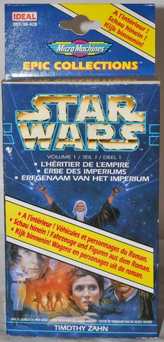 Micro Machines Star Wars Epic Collection I (1) 1997, New, Boxed & Factory Sealed