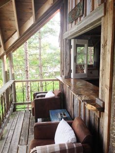 A Treehouse Retreat | Apartment Therapy
