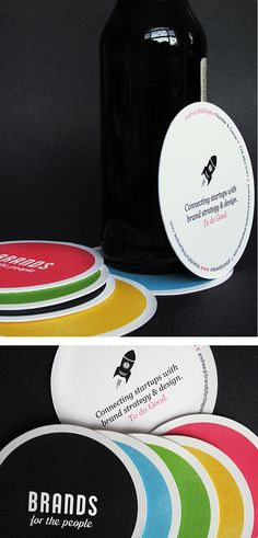 Brands For The People business cards