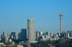 Johannesburg, South Africa Travel Guide- Top Hotels, Restaurants, Vacations, Sightseeing in Johannesburg- Hotel Search by Hotel & Travel Index: Travel Weekly Johannesburg Skyline, Apartheid Museum, High Rise Building, Top Hotels, Africa Travel, Study Abroad, South Africa, Landscape Photography, City