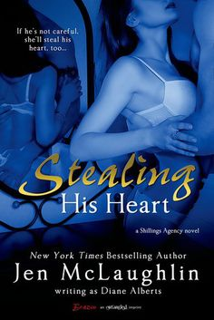 In Review: Stealing His Heart (a Shillings Agency novel) by Diane Alberts