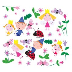 Ben And Holly Image Google Search Ben And Holly