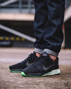 """«Nike Lunarglide 7 LB """"Lunar Black Pack"""" 