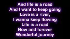 Richard Marx & Donna Lewis - At The Beginning (lyrics) - YouTube