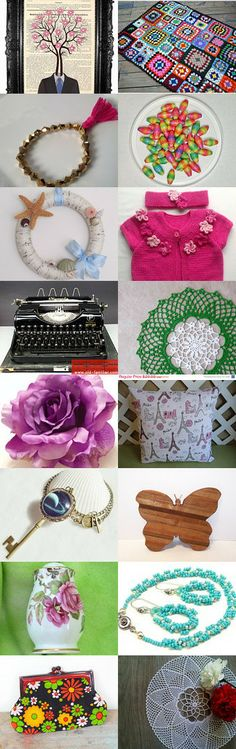 16 WISHES by Elda C. on Etsy--Pinned with TreasuryPin.com