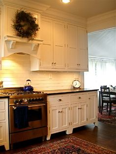 Historic Kitchen Renovation Love Cabinets Up To Ceiling