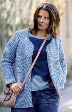 Lace Knitting, Knitting Patterns Free, Knit Patterns, Free Pattern, Knit Crochet, Pullover, Cardigans, Sweaters, Slip Stitch