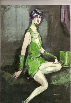 kees van dongen | Kees Van Dongen l'Ecuyère 1920