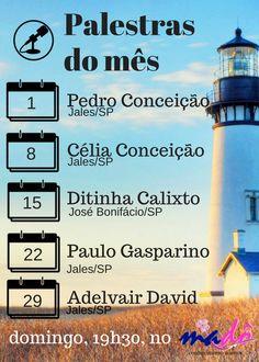 Palestras em Janeiro na Casa de Madô em Jales - SP - http://www.agendaespiritabrasil.com.br/2017/01/17/palestras-em-janeiro-na-casa-de-mado-em-jales-sp/