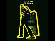 T. Rex - Cosmic Dancer - I danced myself right out the womb