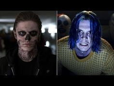 Every Evan Peters Character on American Horror Story - YouTube