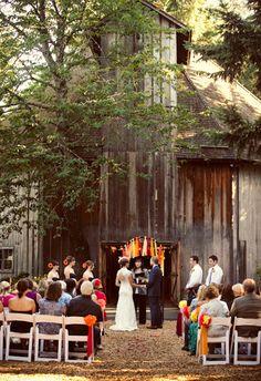 A destination wedding photo taken at McMenamins Cornelius Pass Roadhouse Woodland Wedding Venues, Wedding Venues Oregon, Camp Wedding, Plan My Wedding, Vineyard Wedding, Wedding Vendors, Wedding Ceremony, Wedding Planning, Dream Wedding