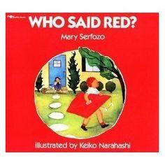 Who Said Red? - E Serfozo