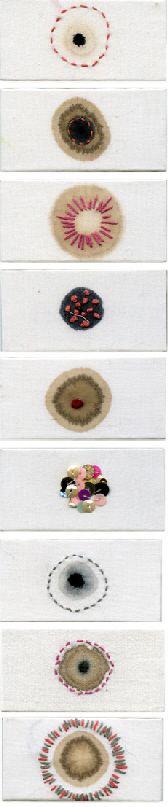 Collection de taches 2 - Cecile Dachary