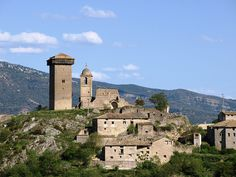 Atalaya de Abizanda. Huesca - Spain