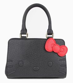 You can't go past classic black and #HelloKitty #perfectbag