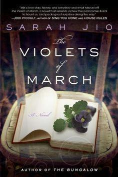 The Violets of March: A Novel - Kindle edition by Sarah Jio. Literature & Fiction Kindle eBooks @ Amazon.com.