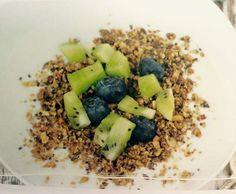 Rezept Knuspermüsli auf Vorrat von KiFr248 - Rezept der Kategorie sonstige Hauptgerichte