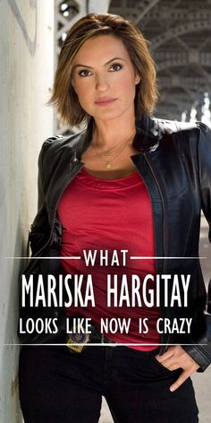 What Mariska Hargitay Looks Like Now is Crazy