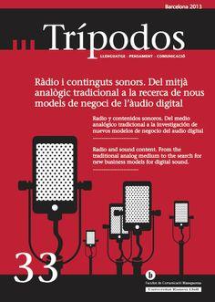 Revista Trípodos, 33, Facultat de Comunicació Blanquerna, Universitat Ramon Llull, 2013